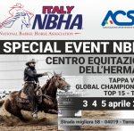 1° Special Event 2020 Targato NBHA Italy
