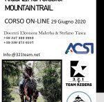 Corso Aggiornamento e Riqualifica Giudici Mountain Trail