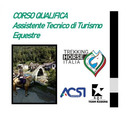 Assistente Tecnico di Turismo Equestre