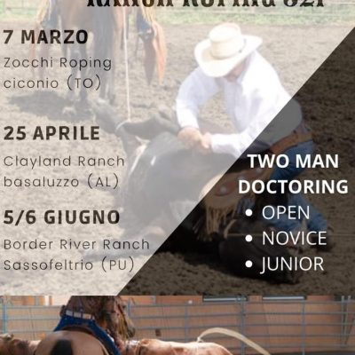Calendario Ranch Roping