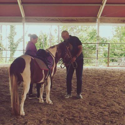 Concluso il Corso di Accompagnatore Equestre ACSI – 3 2 1 Team Riders